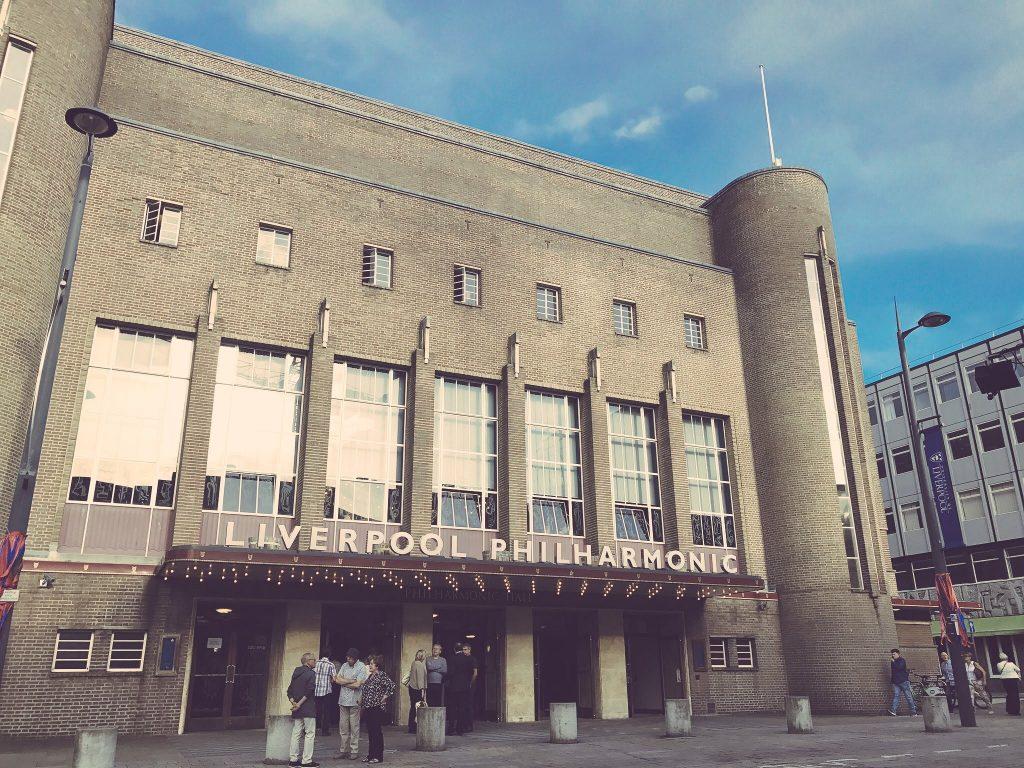 Liverpool Philharmonic Hall 2017