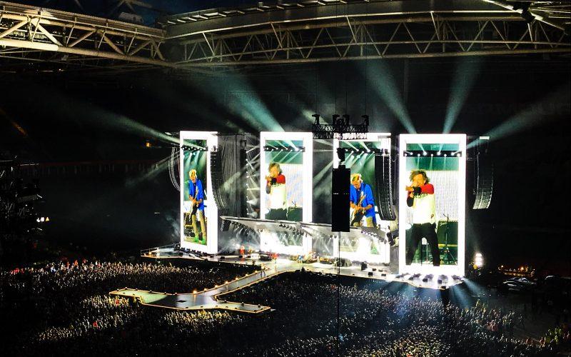 Rolling Stones Cardiff